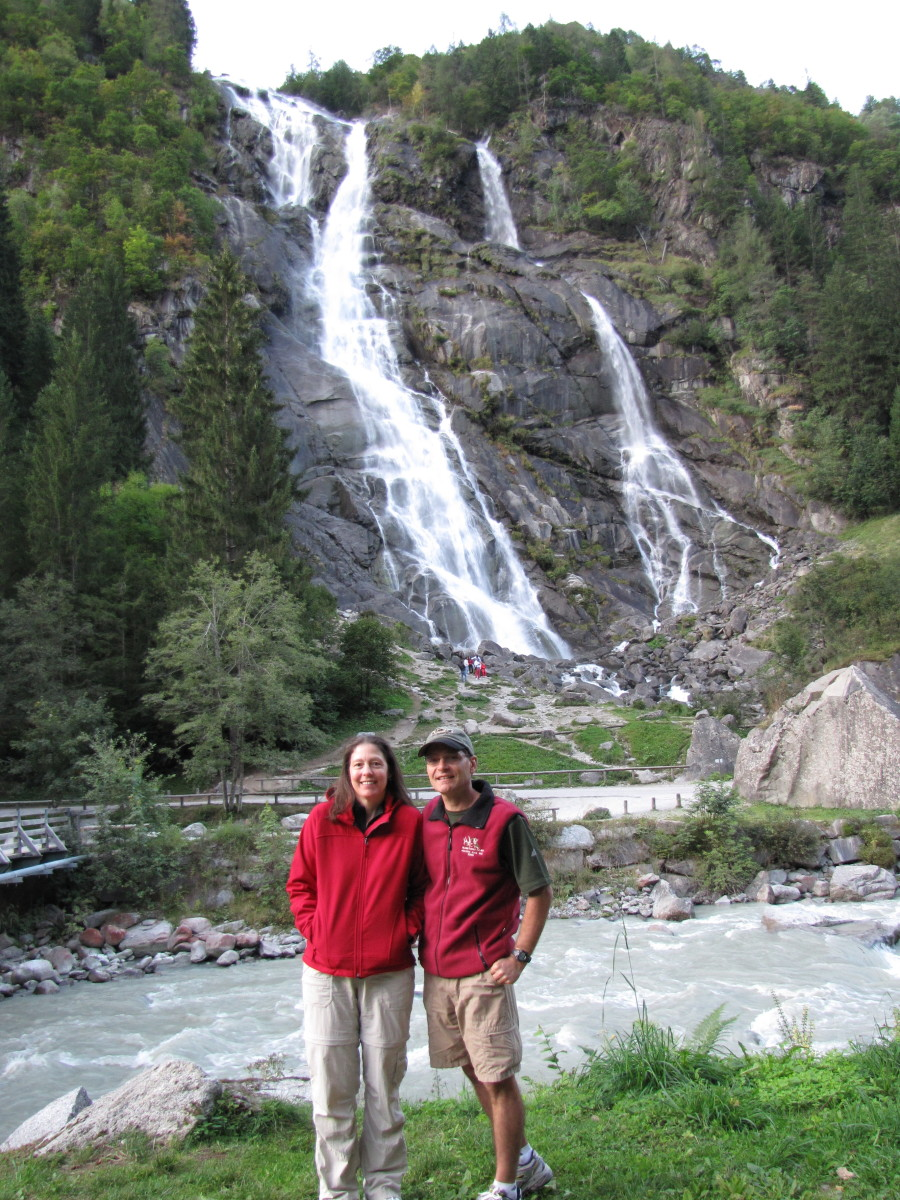 The Nardis Waterfall