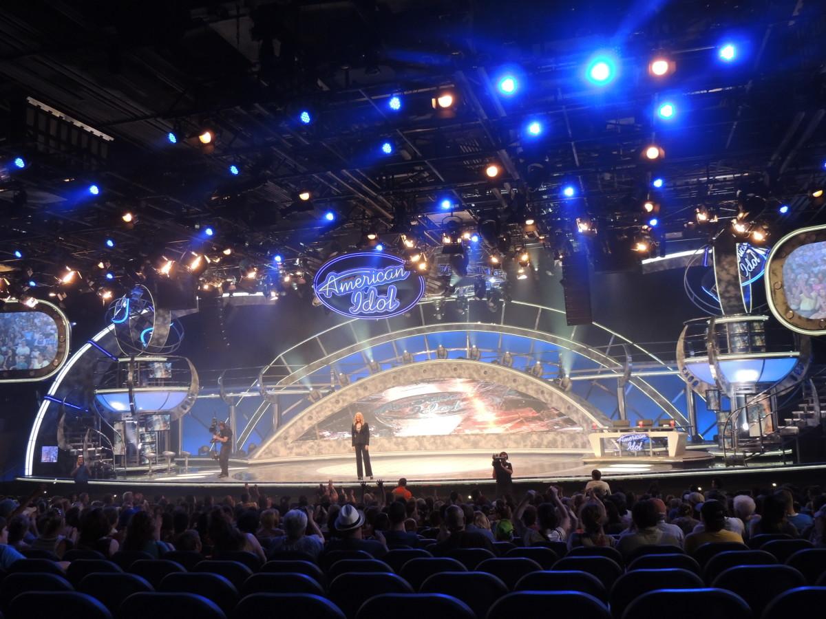 American Idol Experience at Disney's Hollywood Studios
