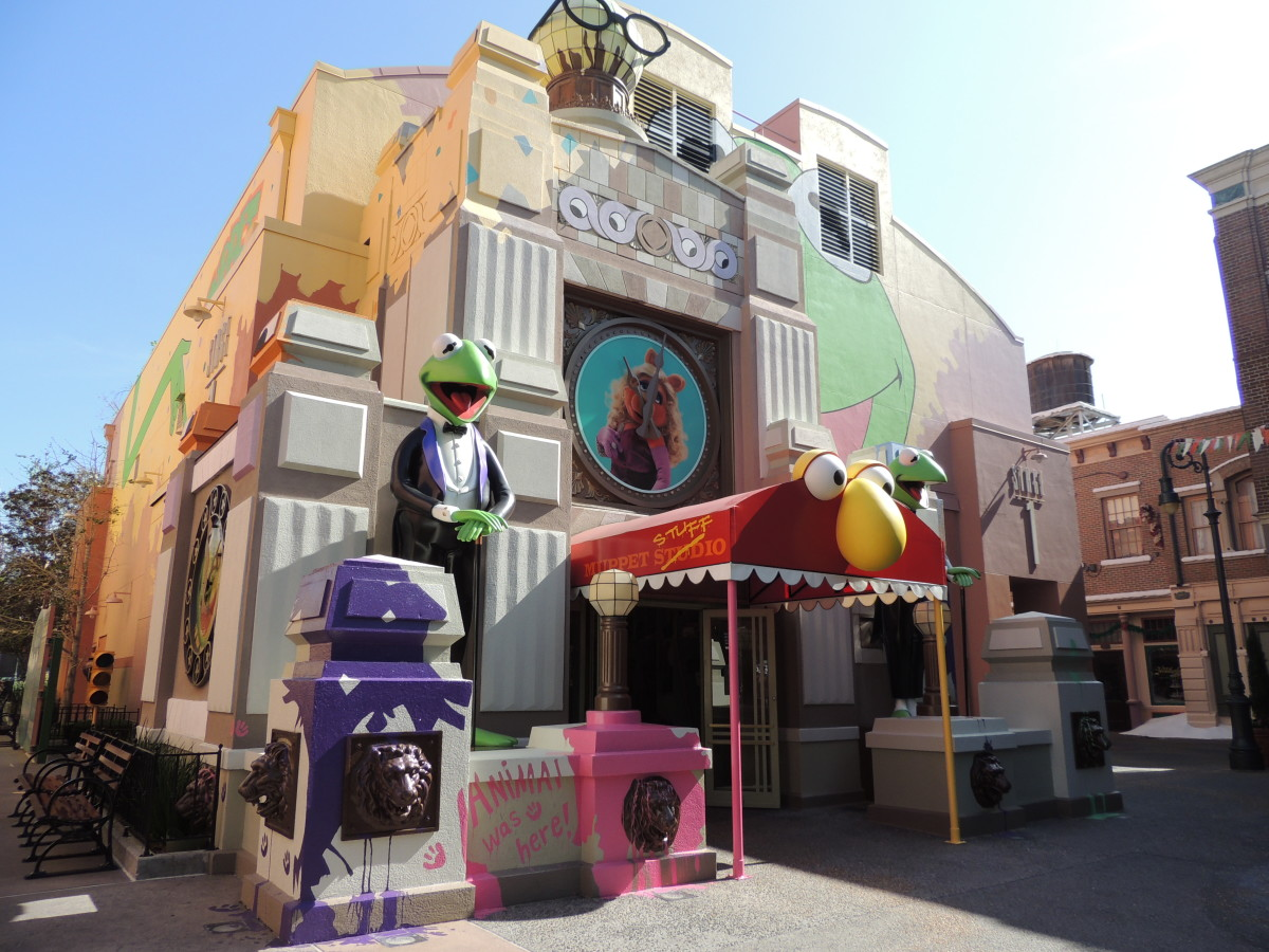Muppet Vision 3-D at Disney's Hollywood Studios