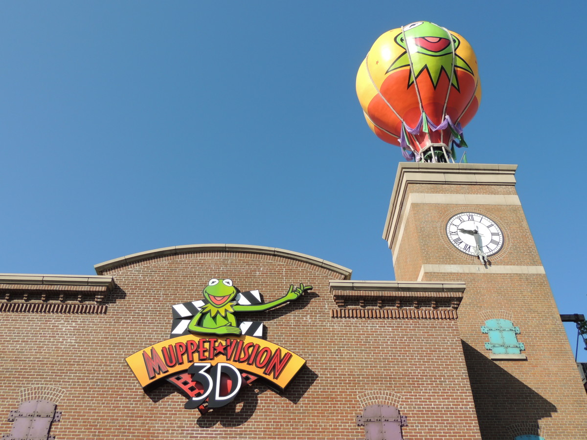 Muppet Vision 3-D at Disney's Hollywood Studios