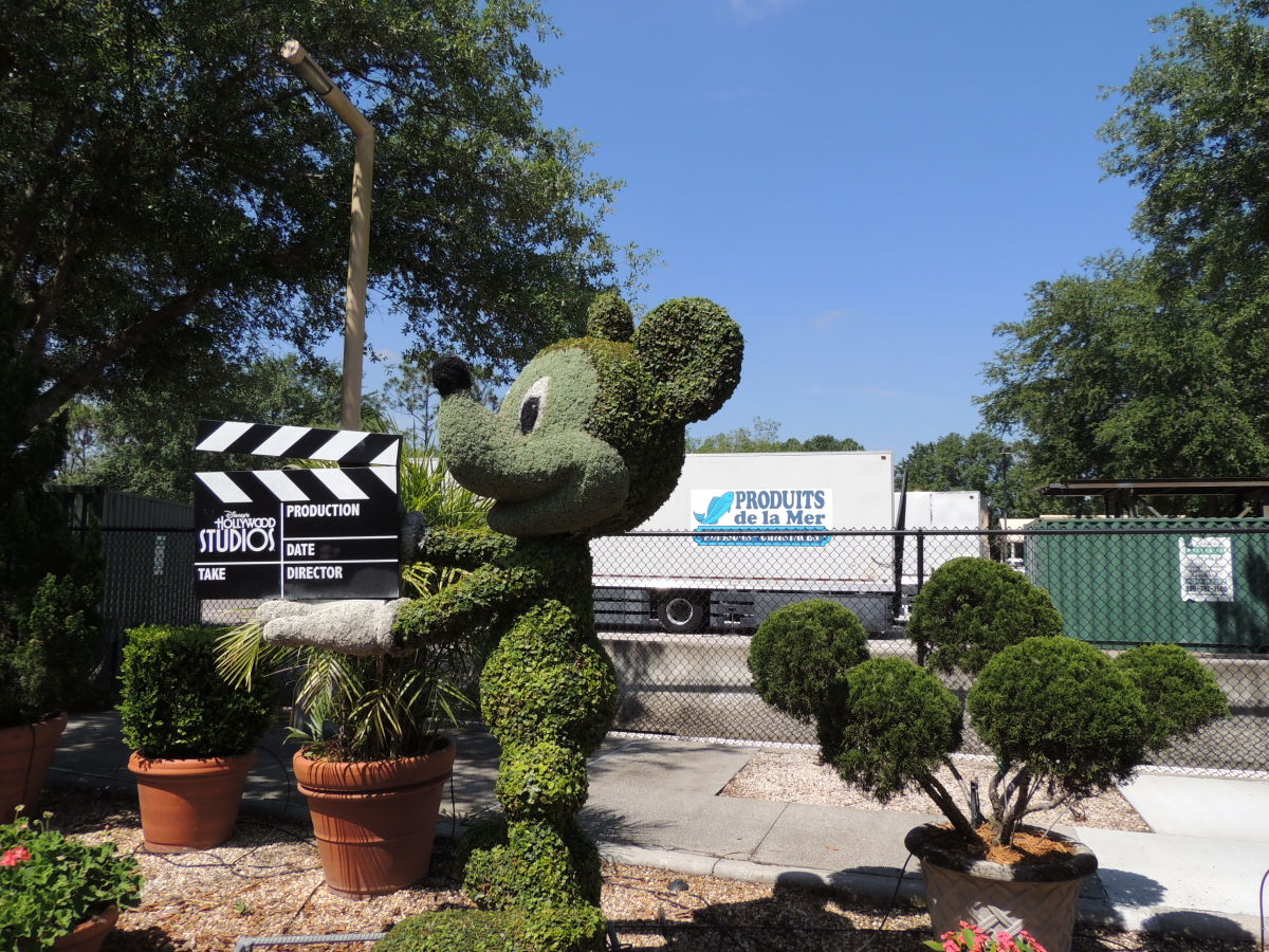 Back Lot Tour at Disney's Hollywood Studios