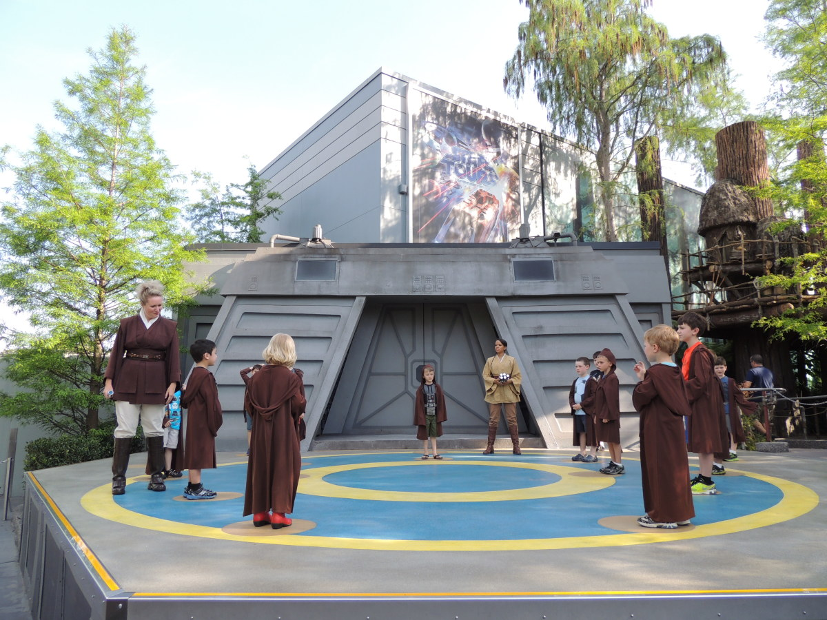 Jedi Training @ Hollywood Studios