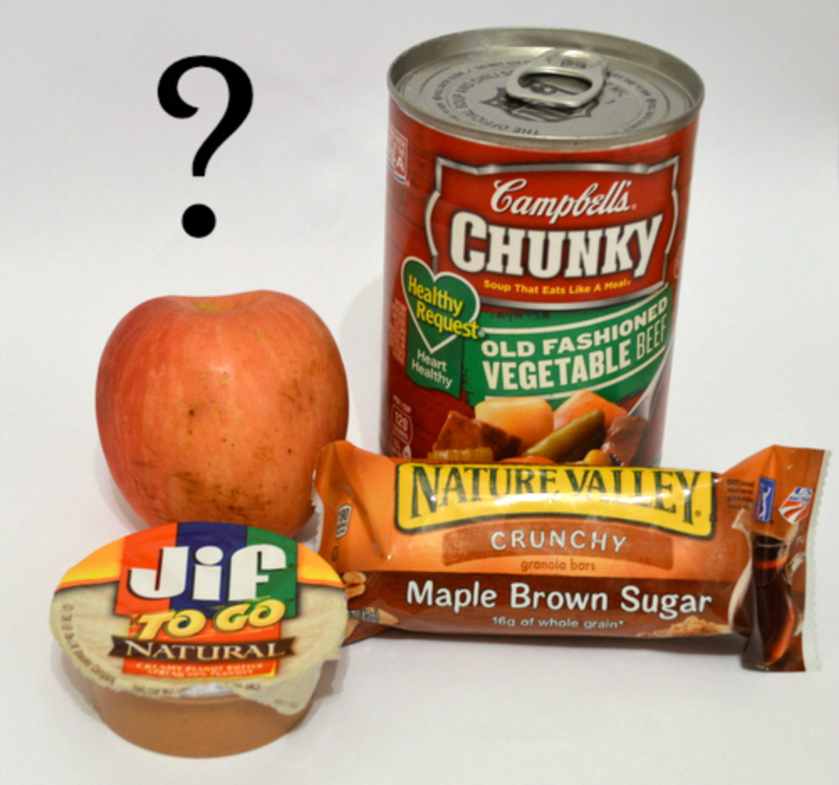 Do you know what foods you can bring through security?