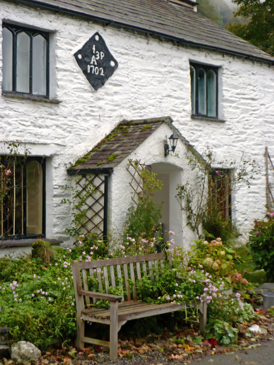 Nab Cottage,our B & B near Dove Cottage, Wordsworth's home.