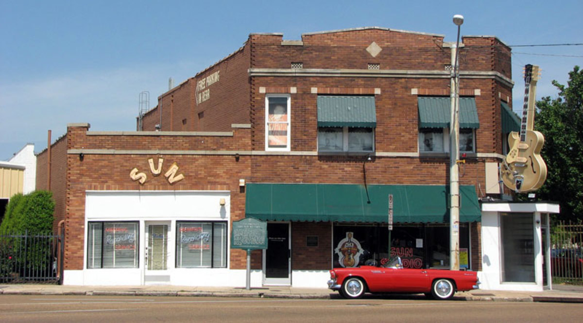 Sun Studios is something not to be missed. You will never forget visiting this landmark.