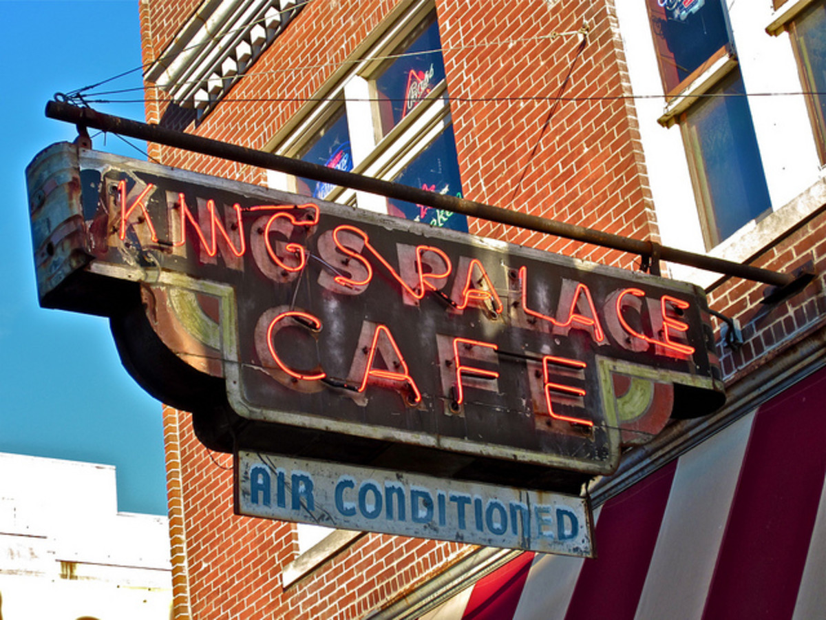 King's Palace Cafe is the best dining spot in Memphis!