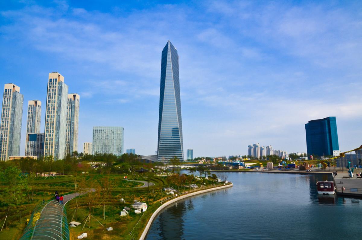Incheon, South Korea.