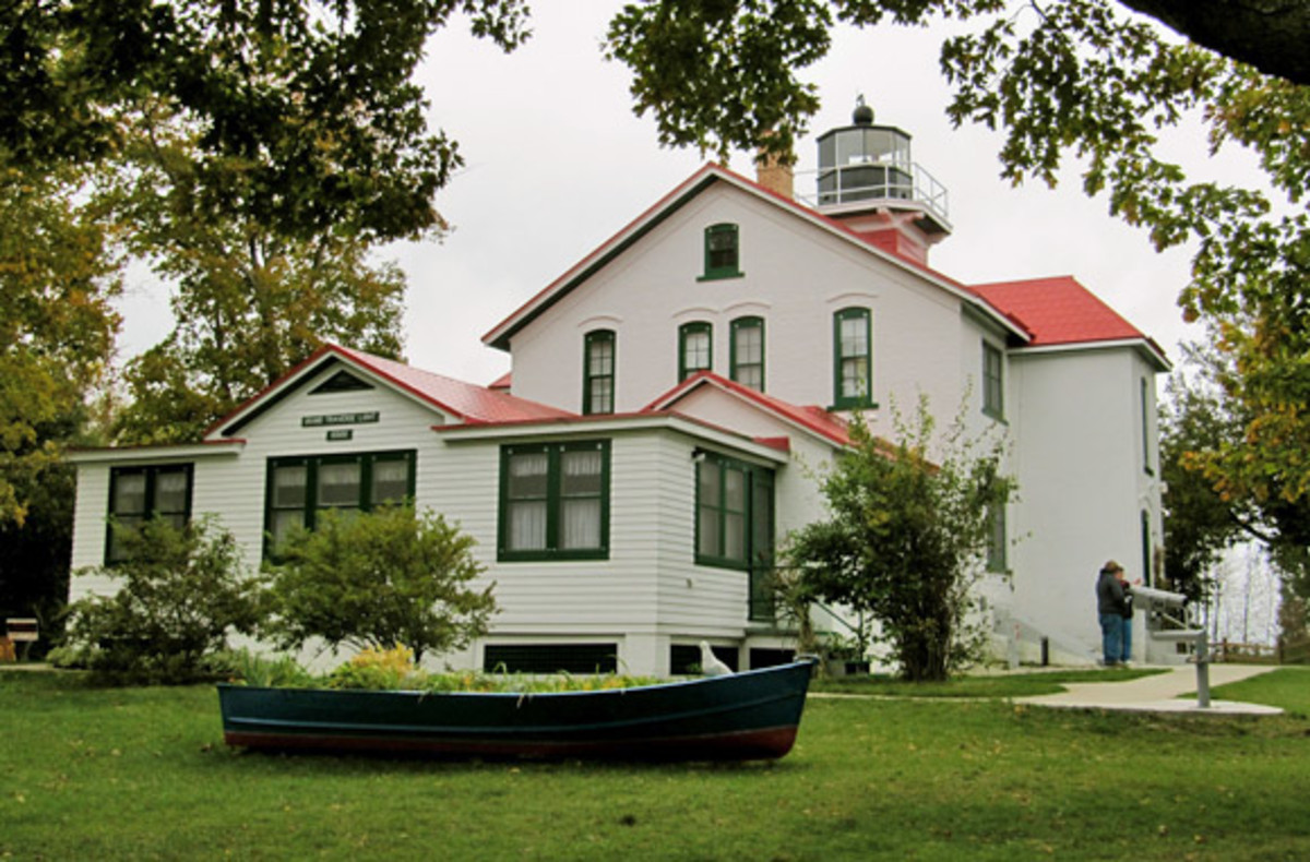 Grand Traverse Lighthouse/Museum