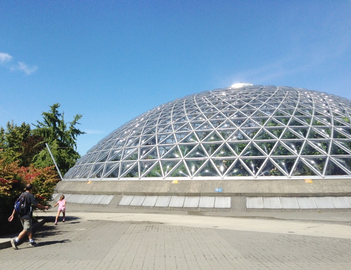 The Bloedel Floral Conservatory
