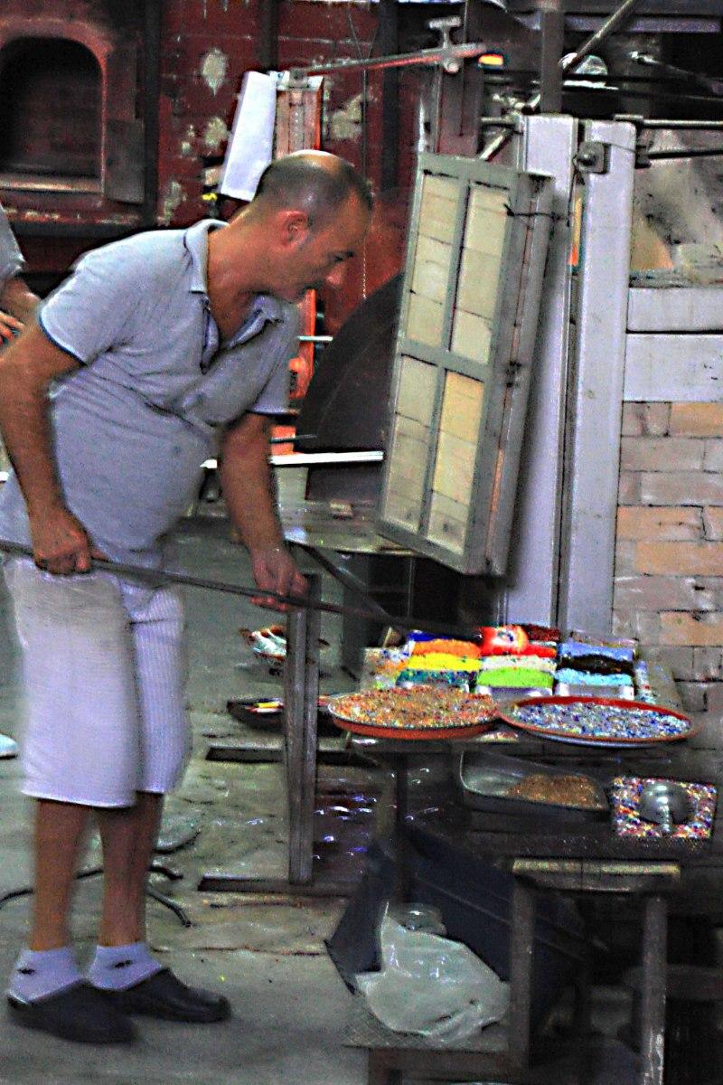 Glass Manufacture on Murano