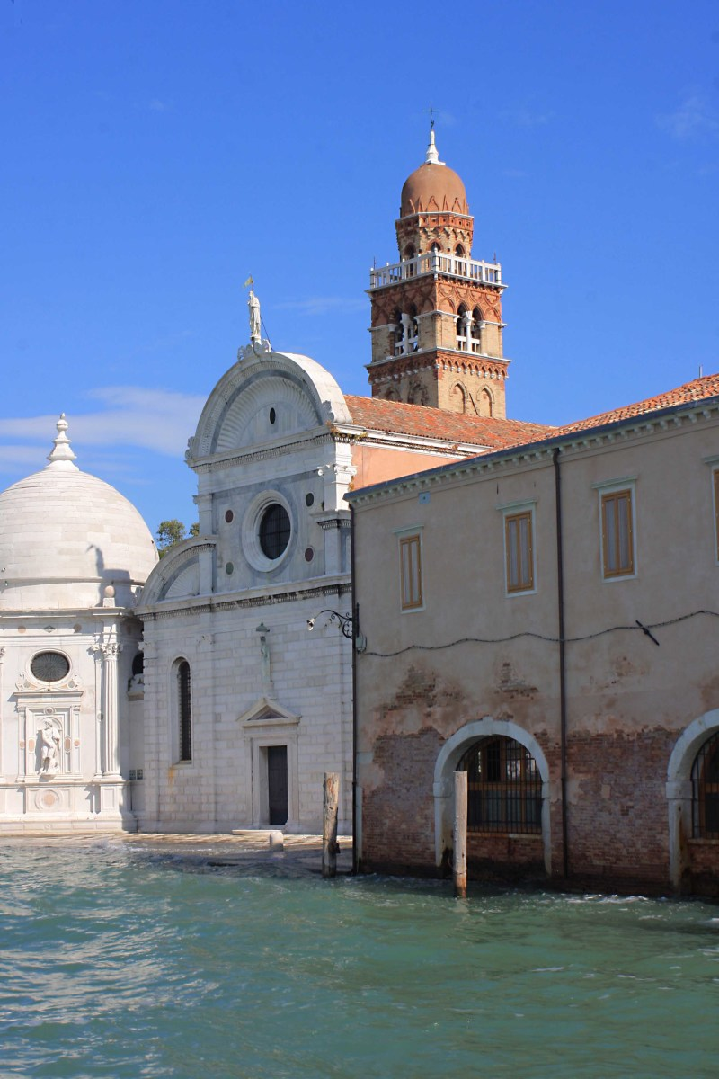 Chiesa di San Michele in Isola, the church on the cemetery island of San Michele