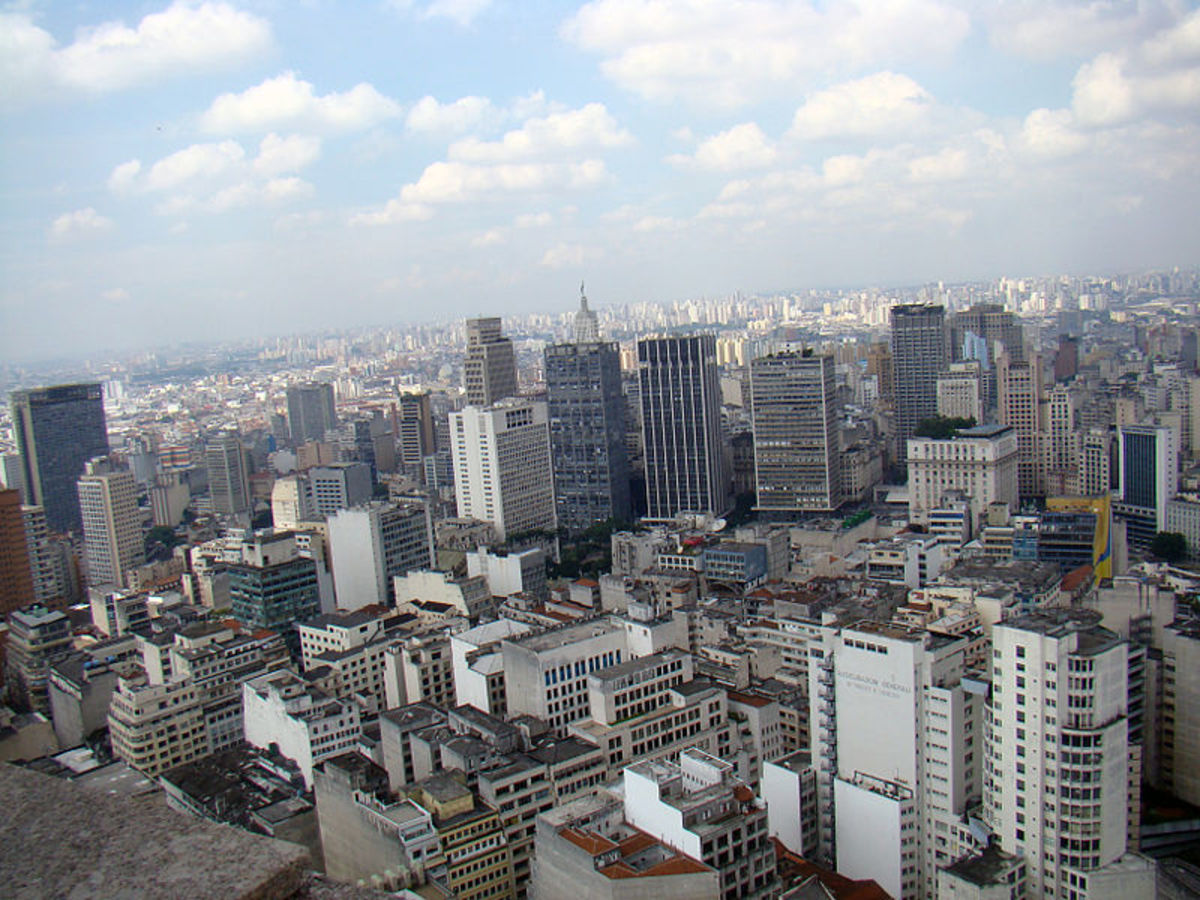 View from Edificio Italia