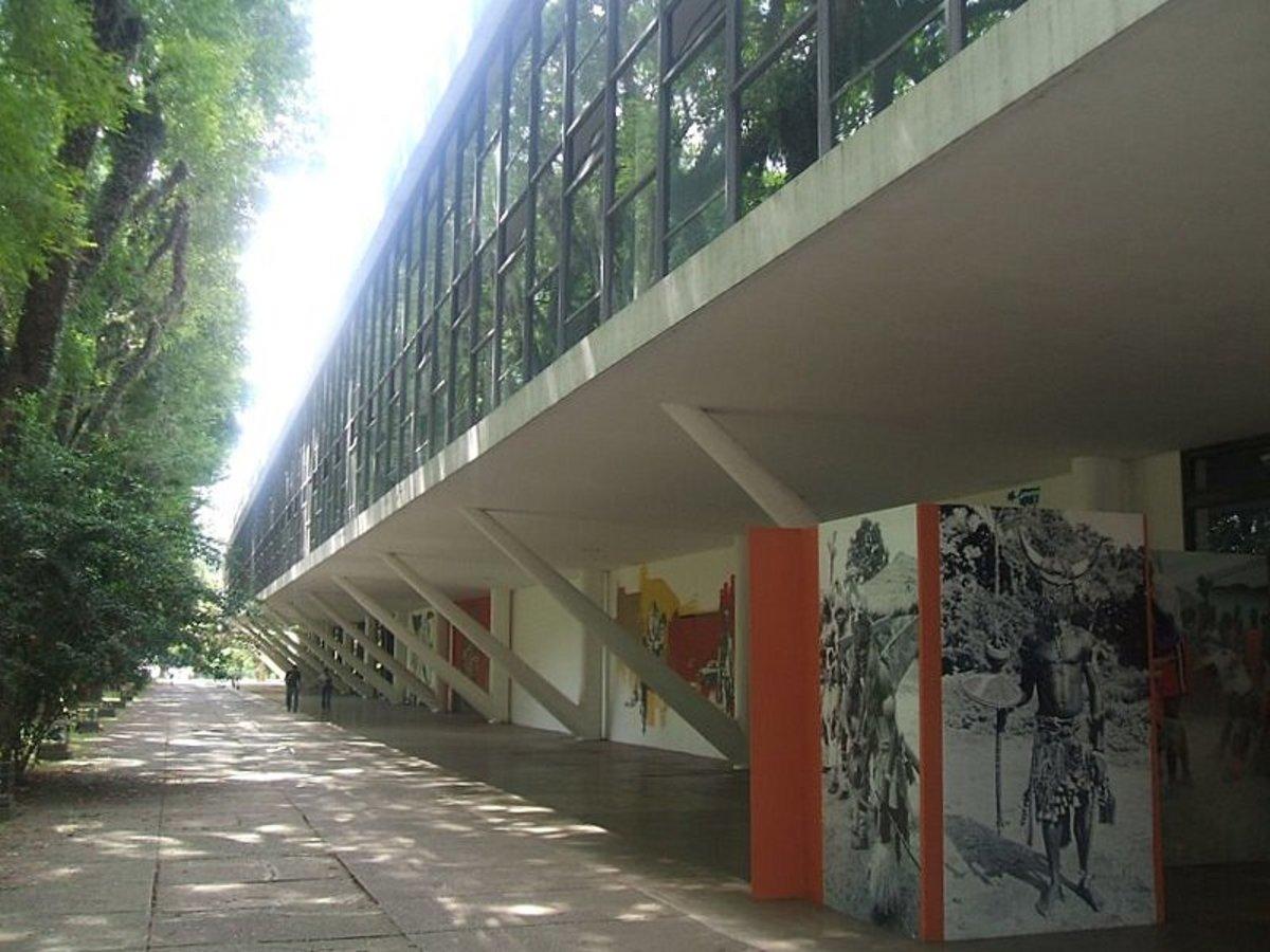 Museum of AfroBrasil