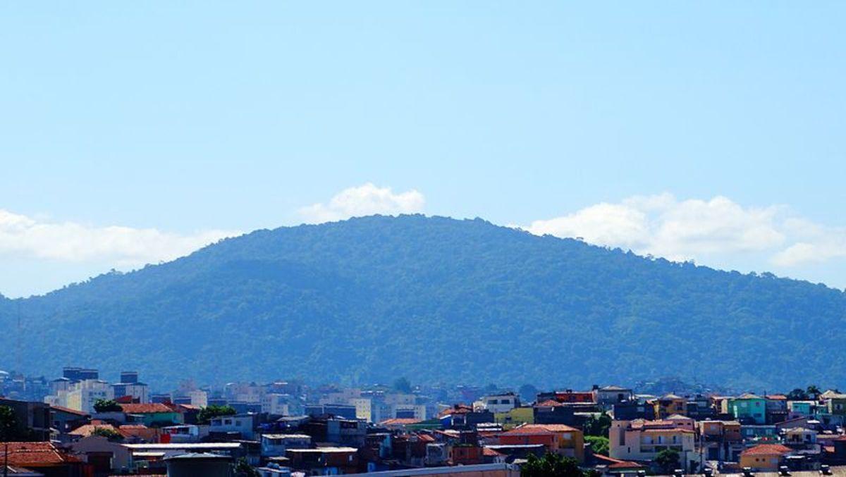 View of Serra Cantareira