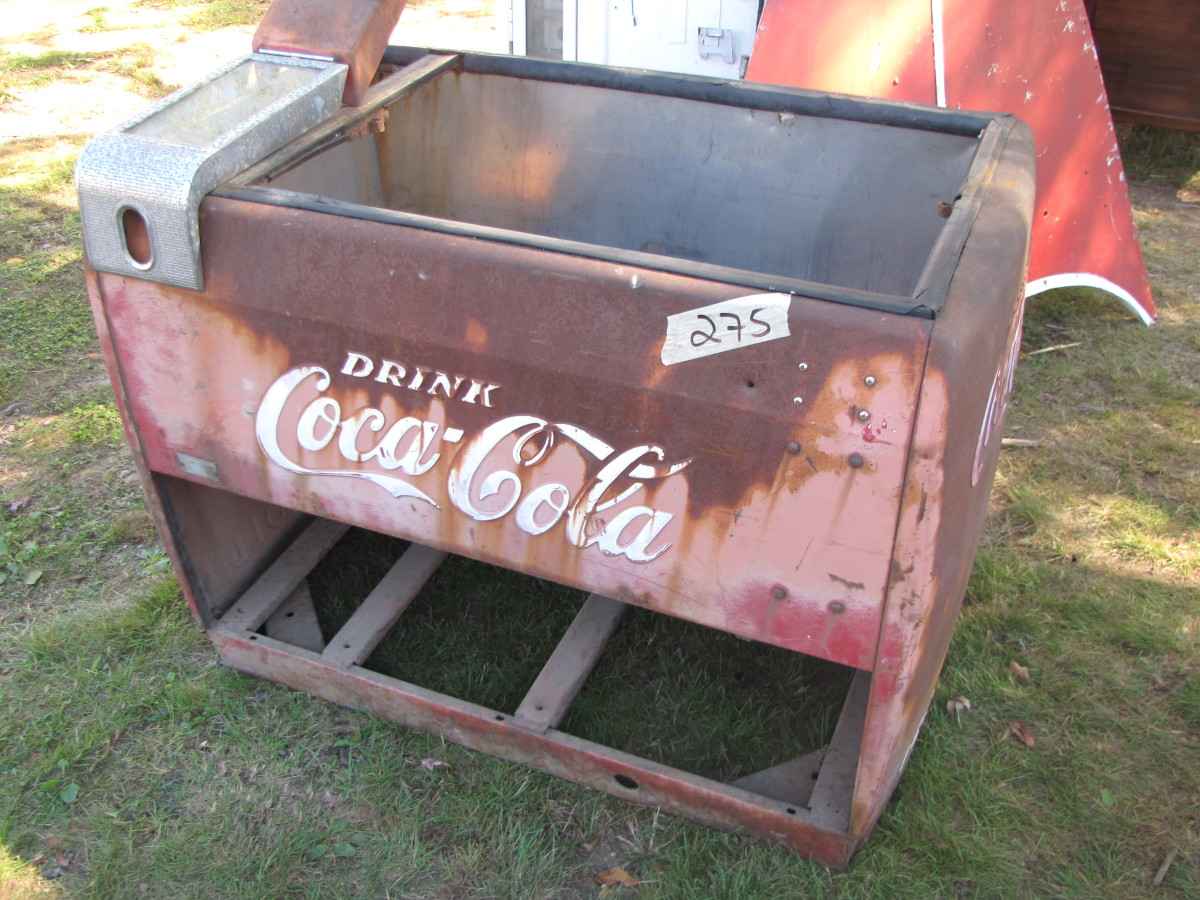 Coca-Cola anyone?