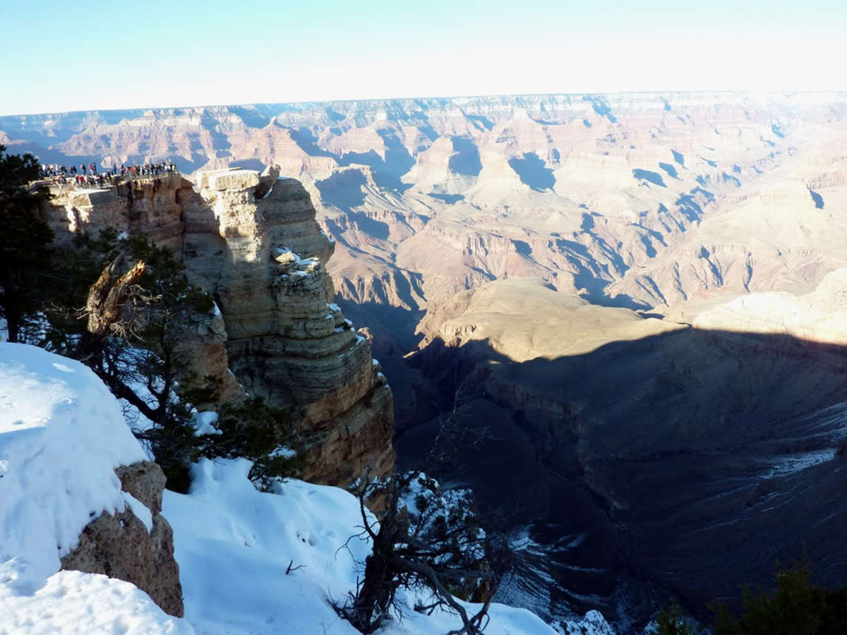 Visiting The Grand Canyon In Winter Wanderwisdom Travel