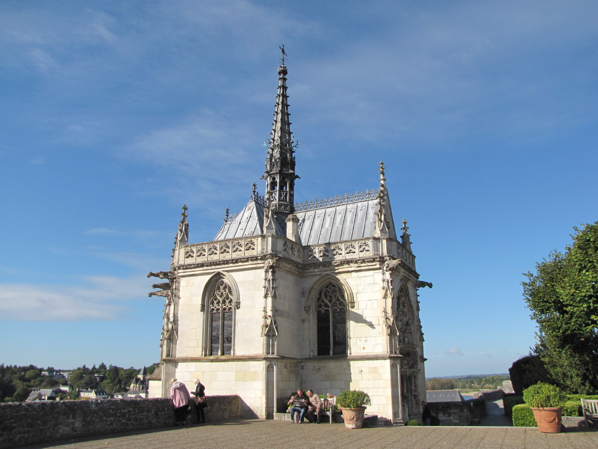 Chapel Saint-Hubert