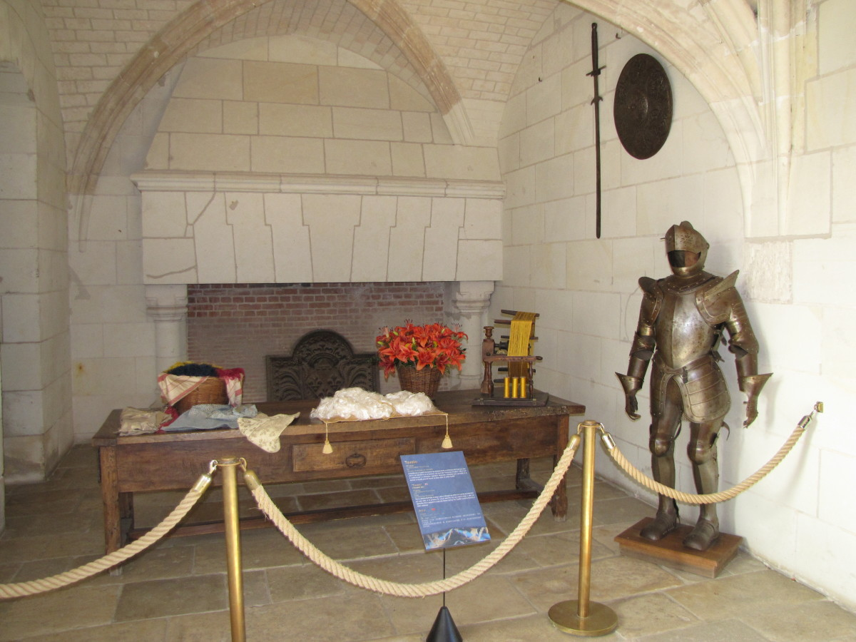 The Guard's Room