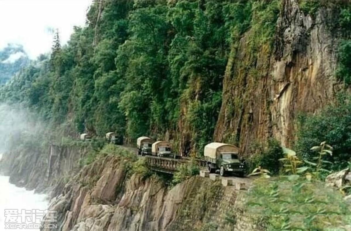 Most Dangerous Roads In The World WanderWisdom - The 10 scariest roads in the world