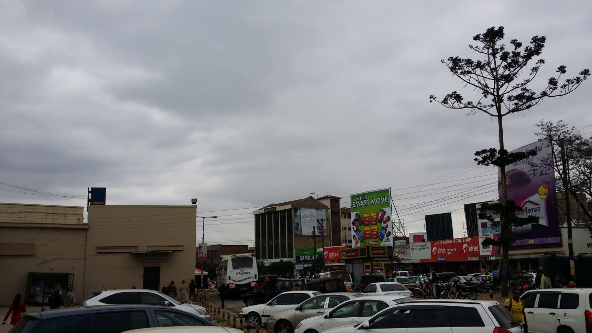Machakos Town