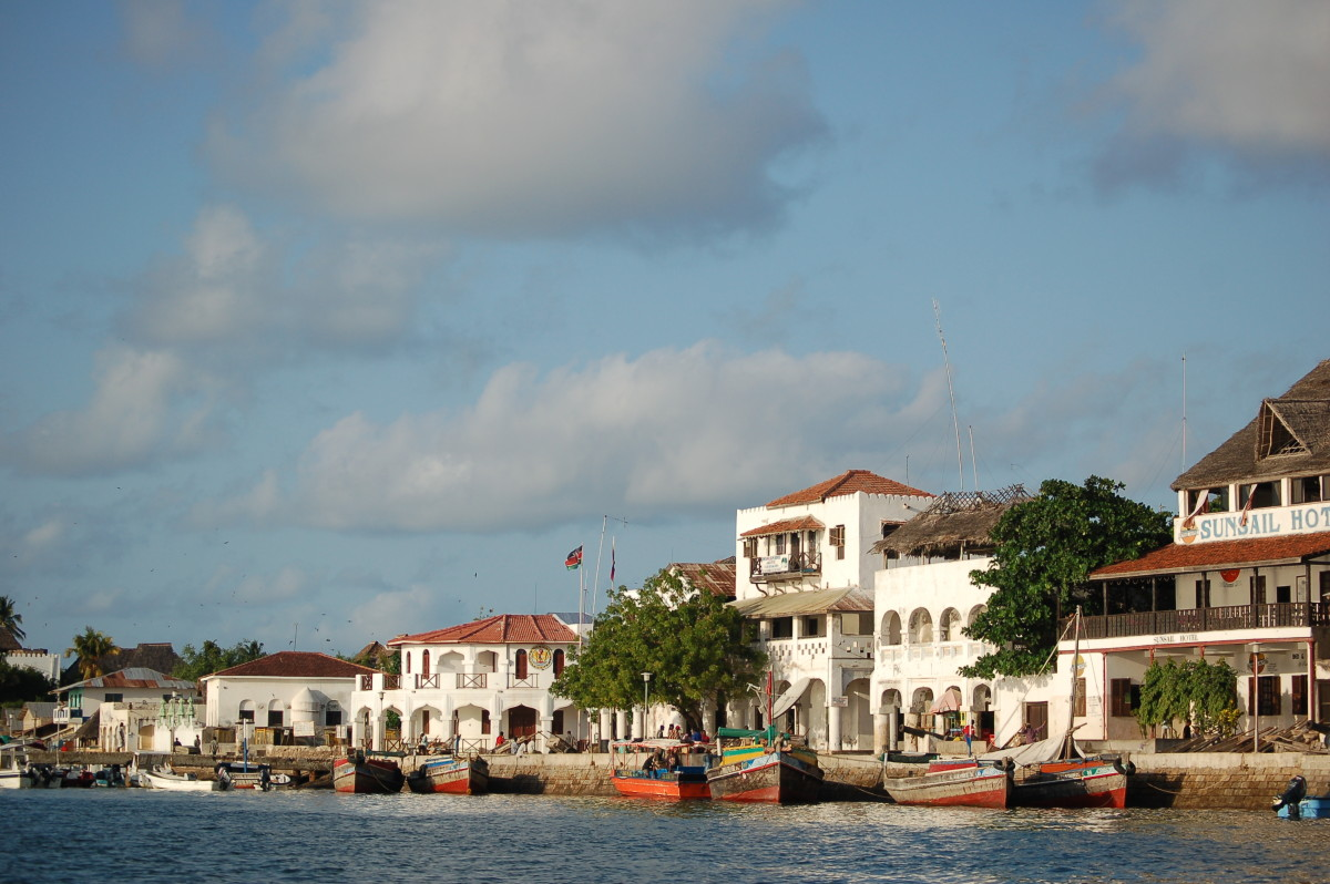 lamu,coastal town