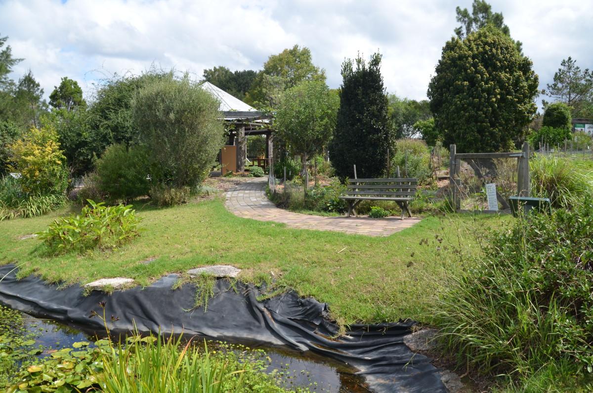 Fagan Parks Eco Garden