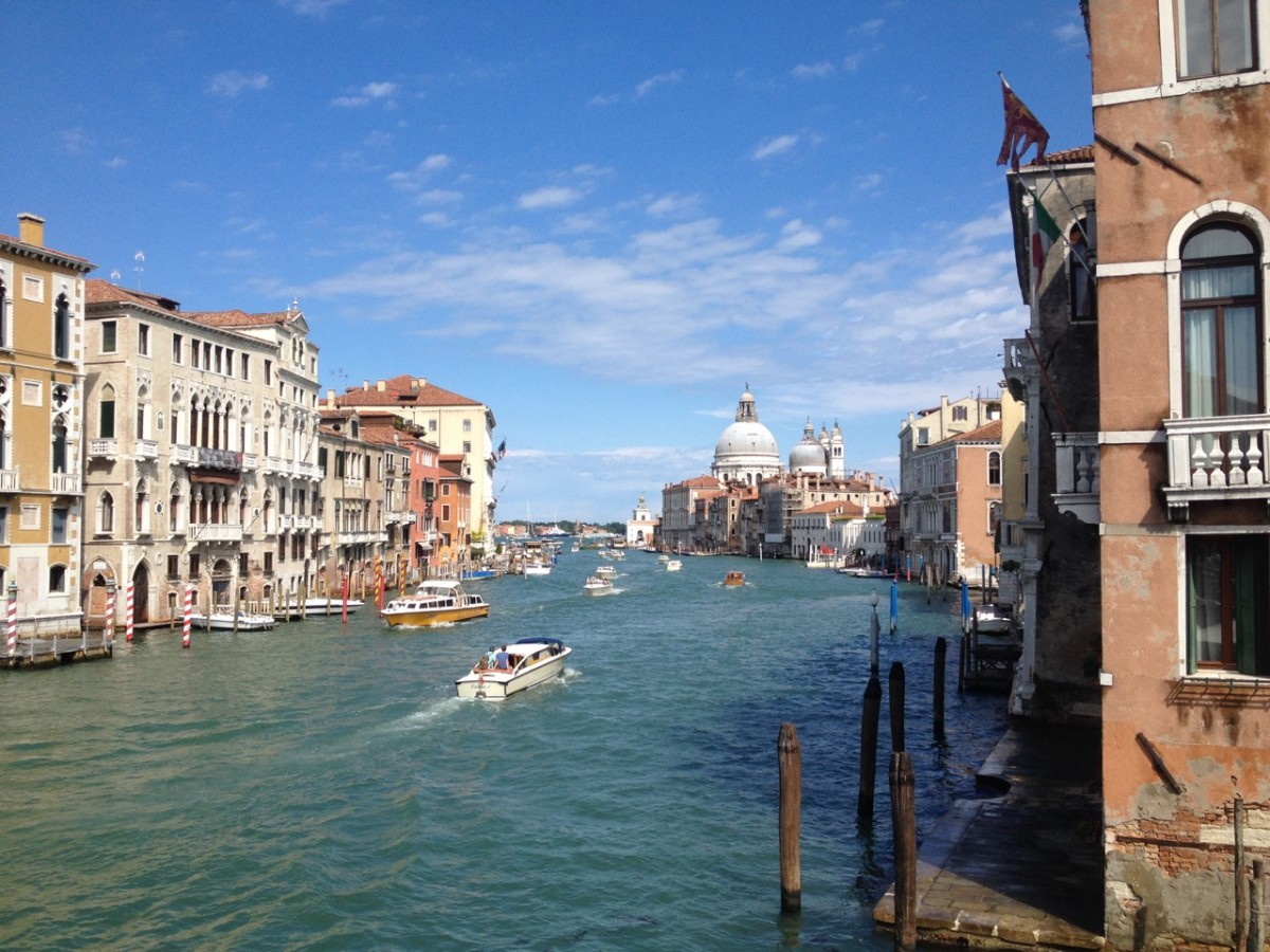 Farewell Venice (c) A. Harrison
