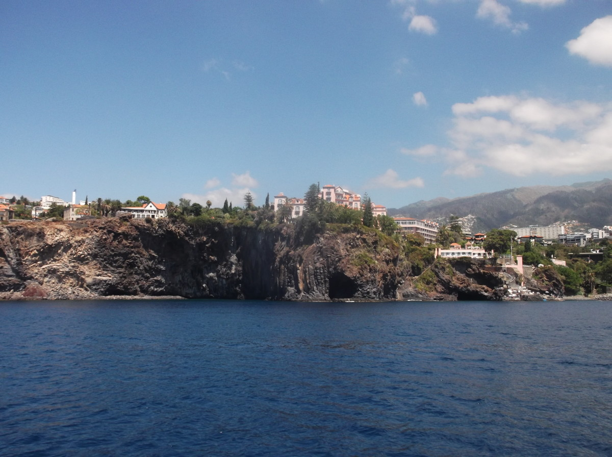 Madeira is not one of the Canary Islands but is often included on a cruise, as is Morocco