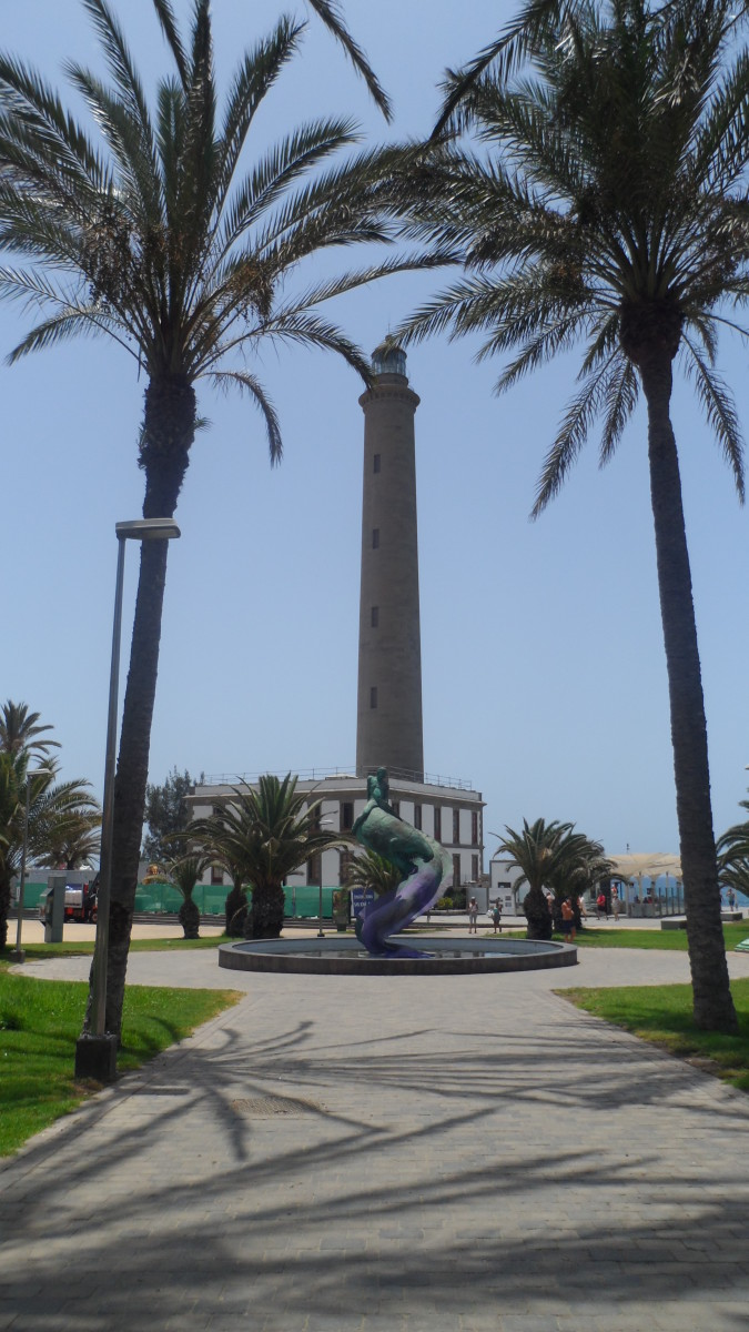 The Maspalomas area is stylish and chique with plenty of great shops, bars and restaurants