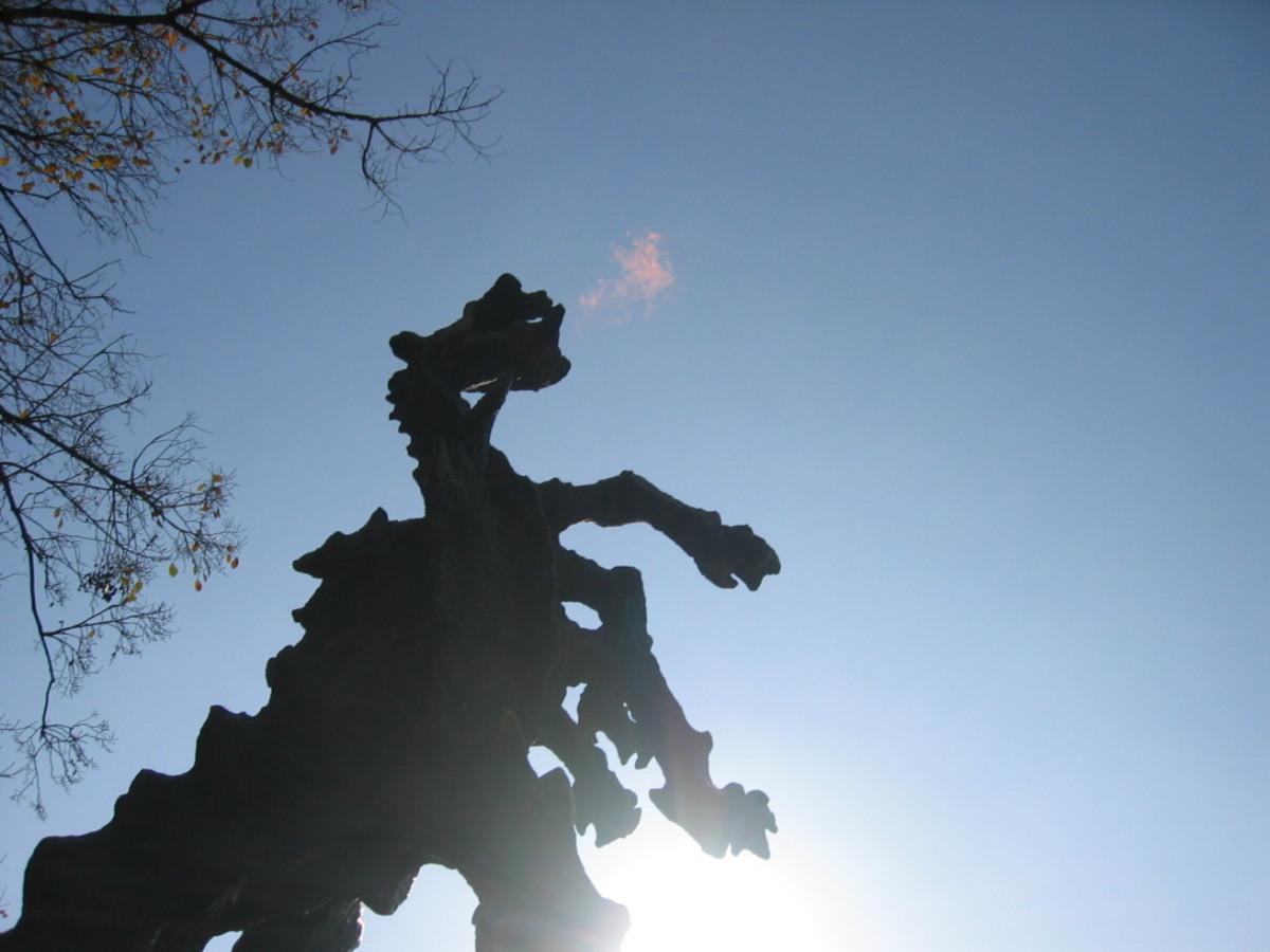 Wawel dragon.
