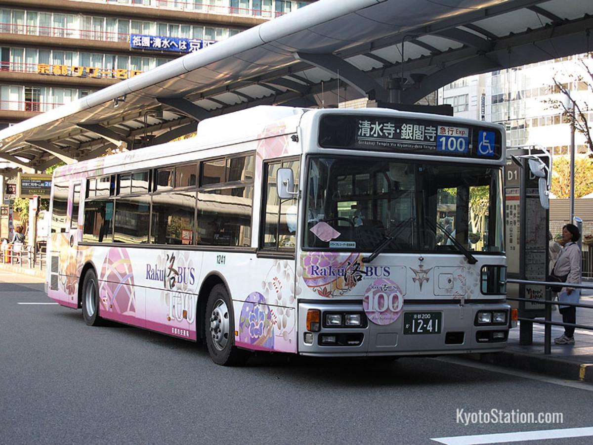 Raku Bus 100