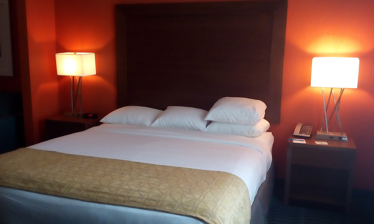 Room, Rising Star Casino, Rising Sun, Indiana