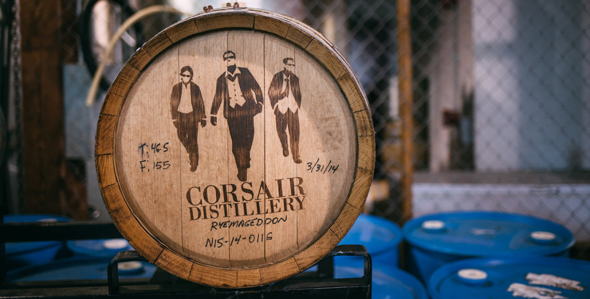Corsair Distillery Bowling Green, KY