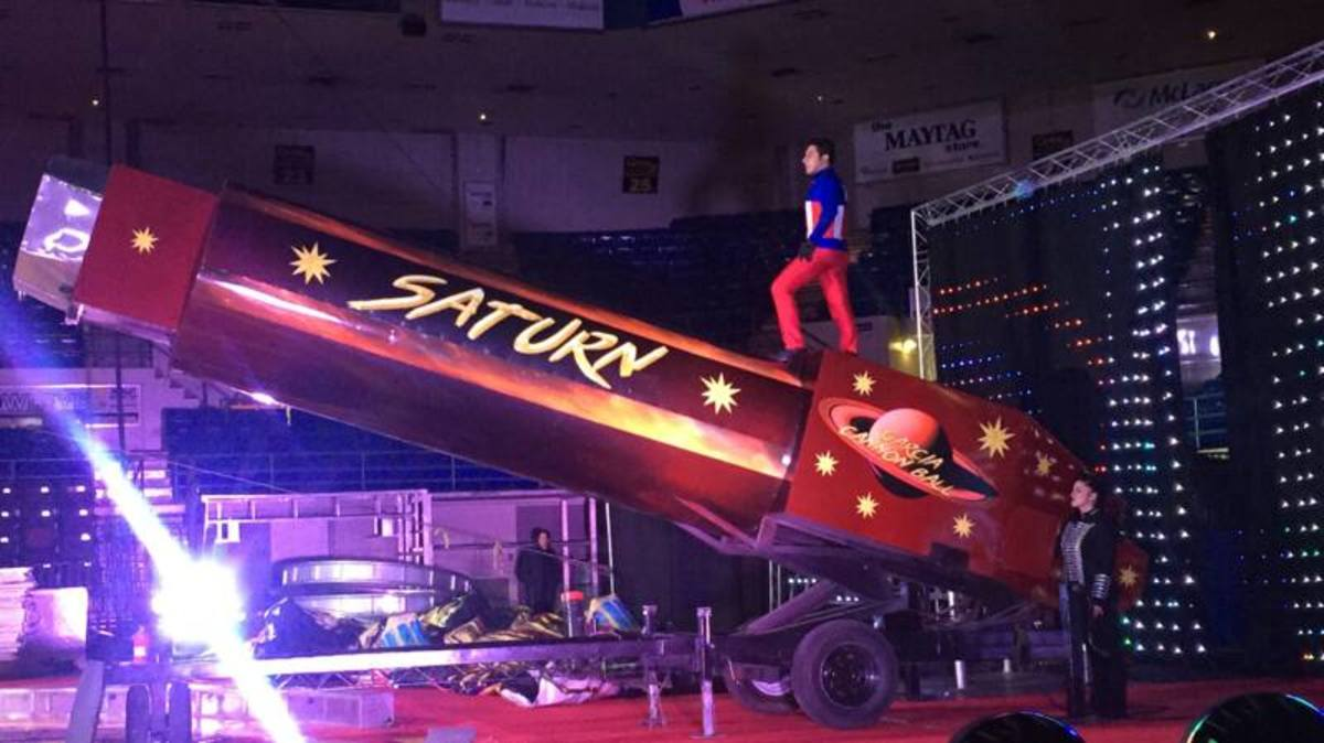 Jordan World Circus