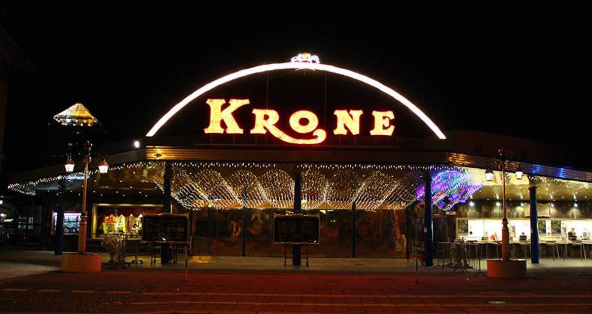 Circus Krone: Germany
