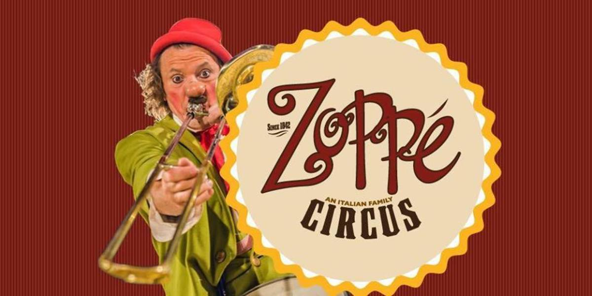 Nino, of Zoppe Family Circus