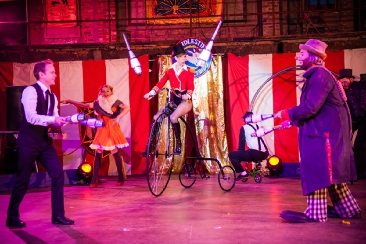 Bindlestiff Family Cirkus