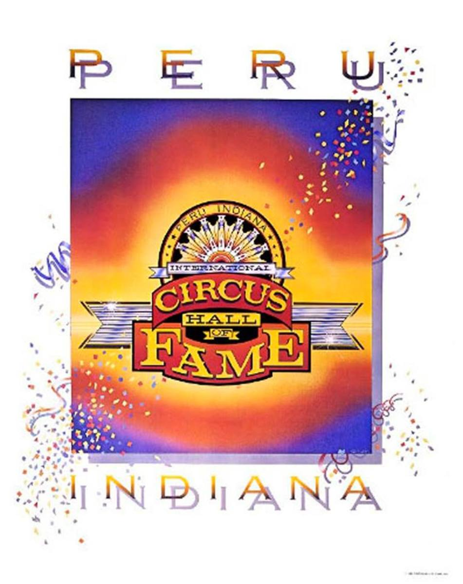 International Circus Hall of Fame in Peru, Indiana