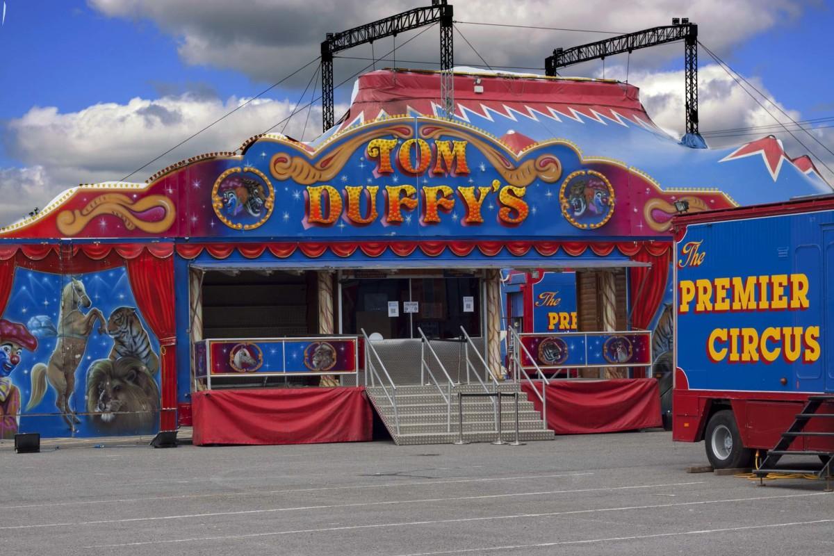 Tom Duffy Circus: Ireland