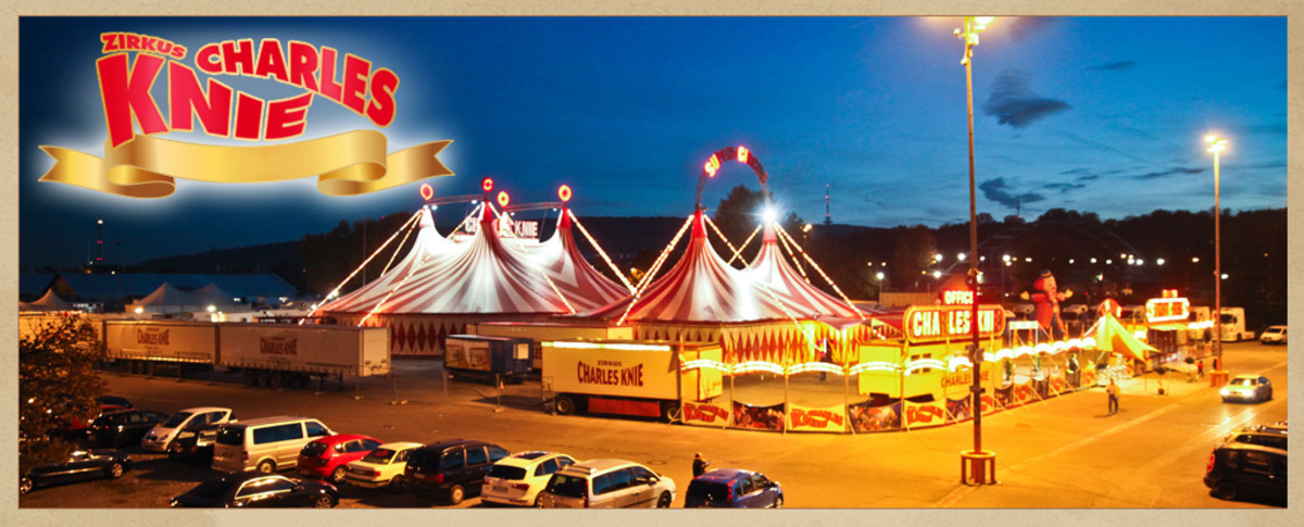 Circus Knie: Switzerland