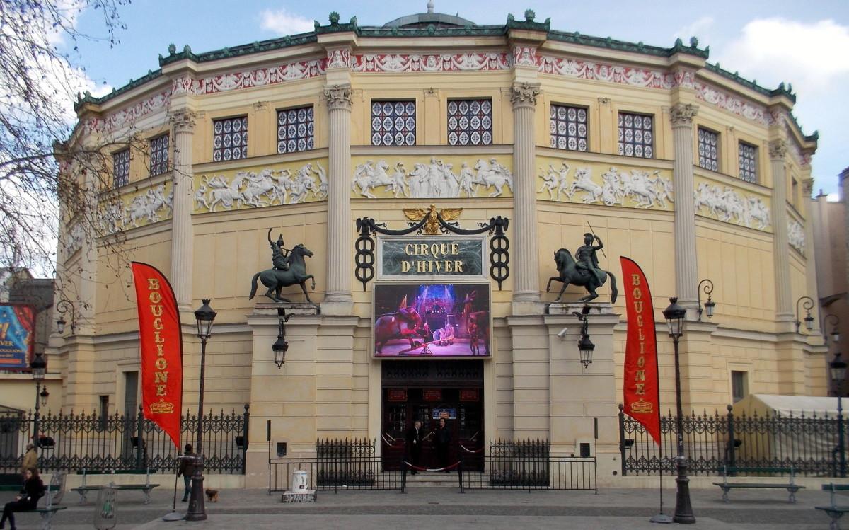 Cirque d'Hiver: France