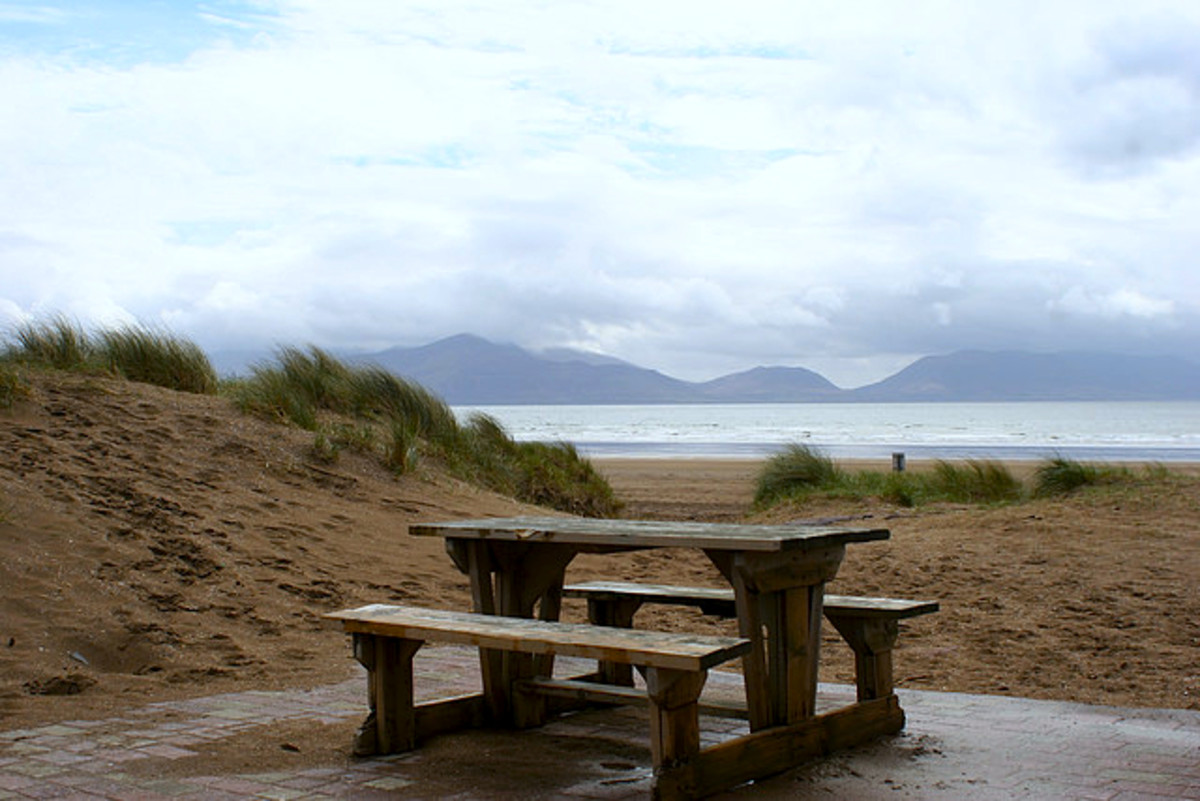 Dingle Beach, Ireland