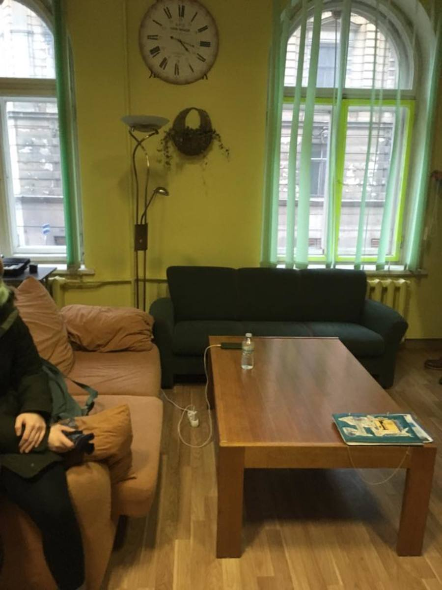 Mr. Hostel is located in Riga, Latvia and I highly recommend it.  The people who work and stay there are fantastic!