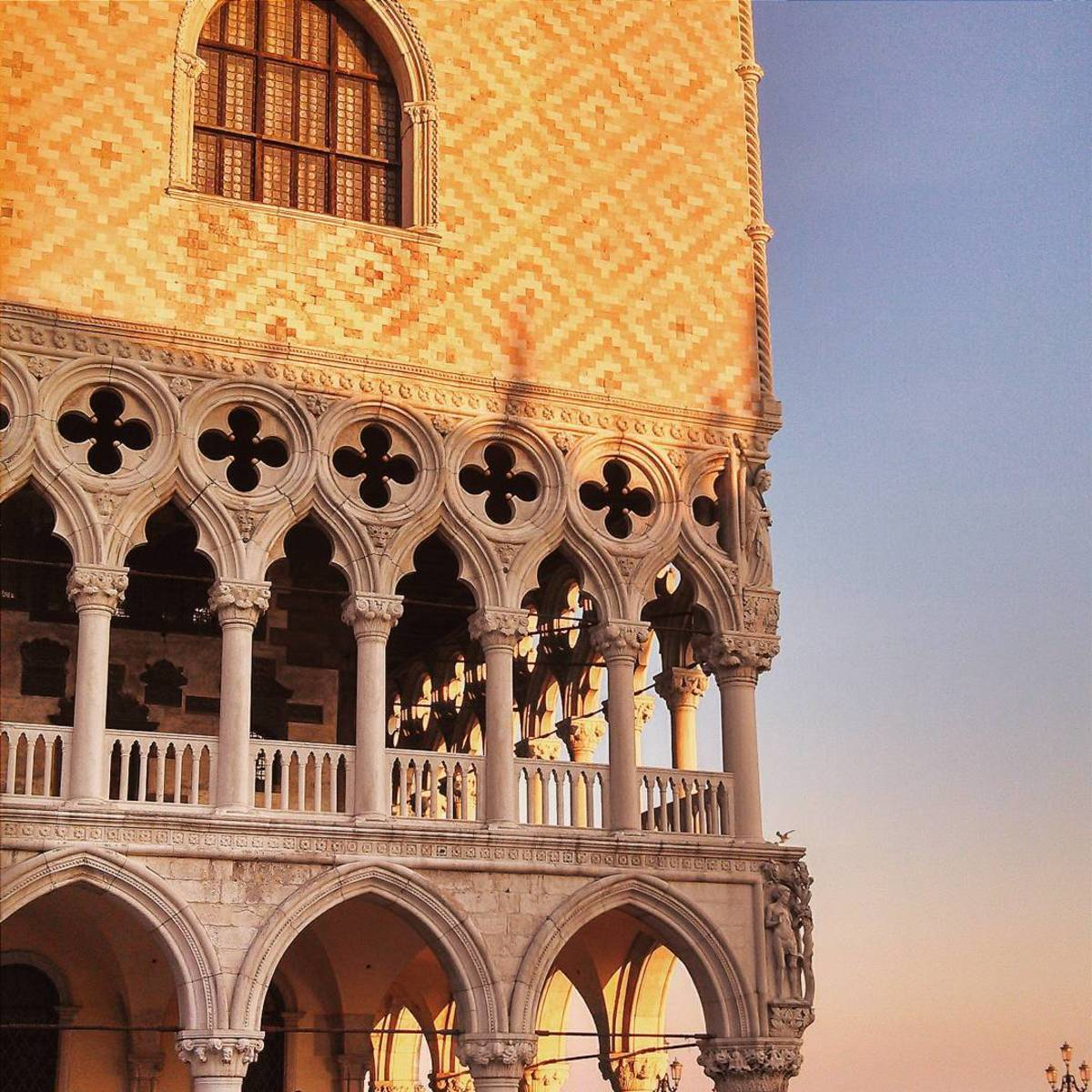 Venice or: how I learned to stop worrying and love the opulence