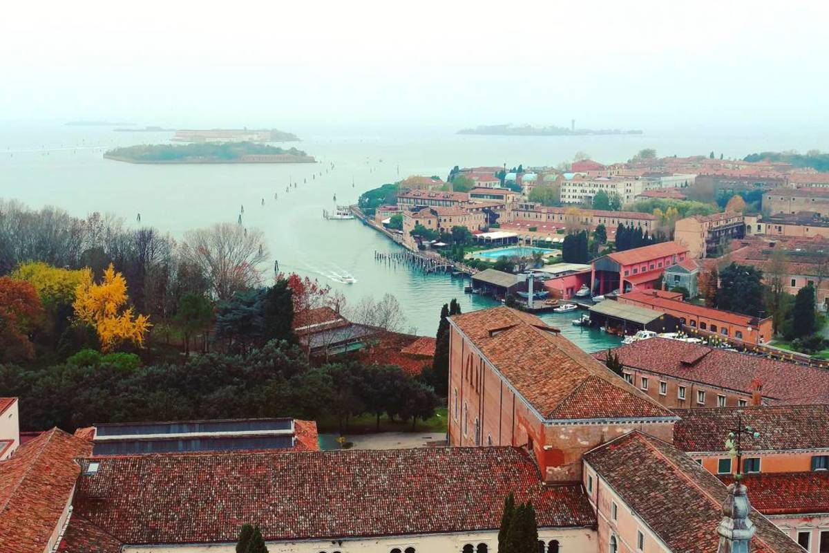 The view from San Giorgio