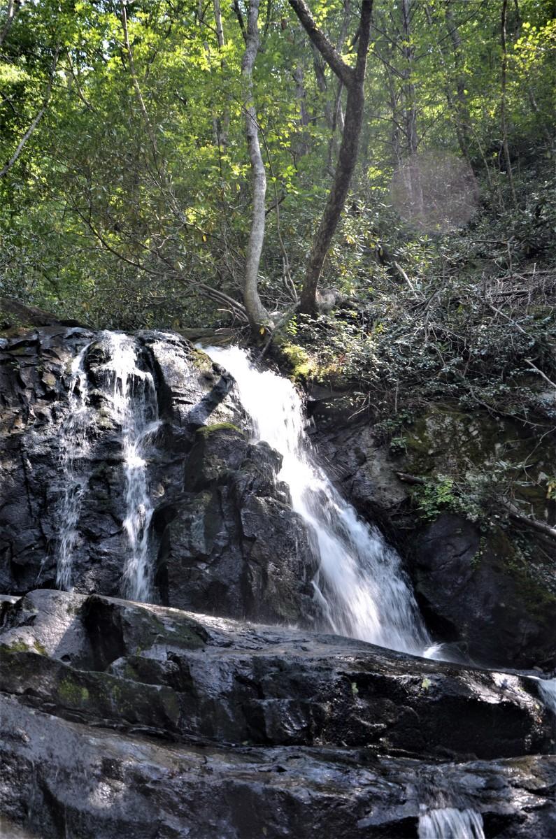 Laurel Falls Side View