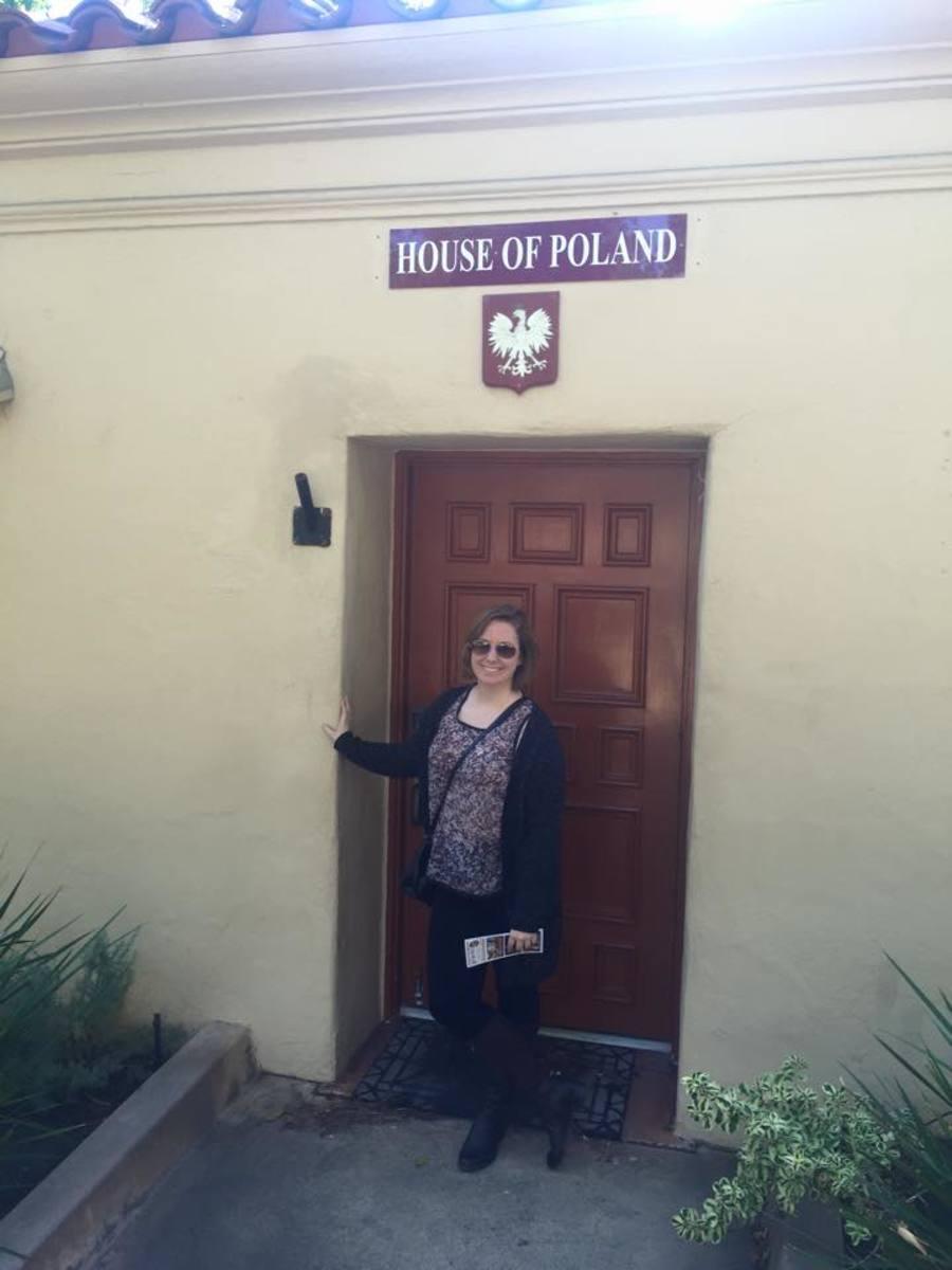 Poland's cottage