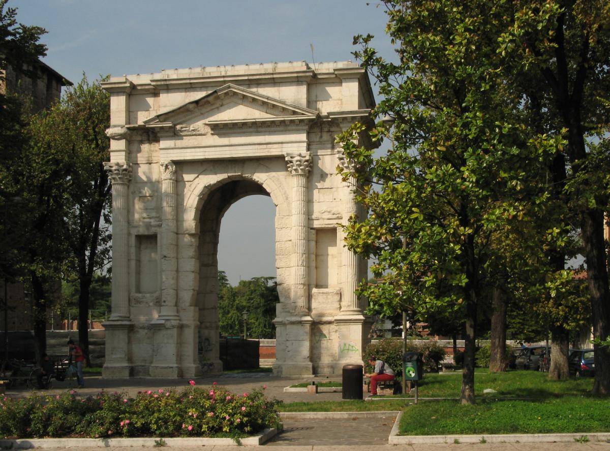 Gavi Arch, Verona, Italy