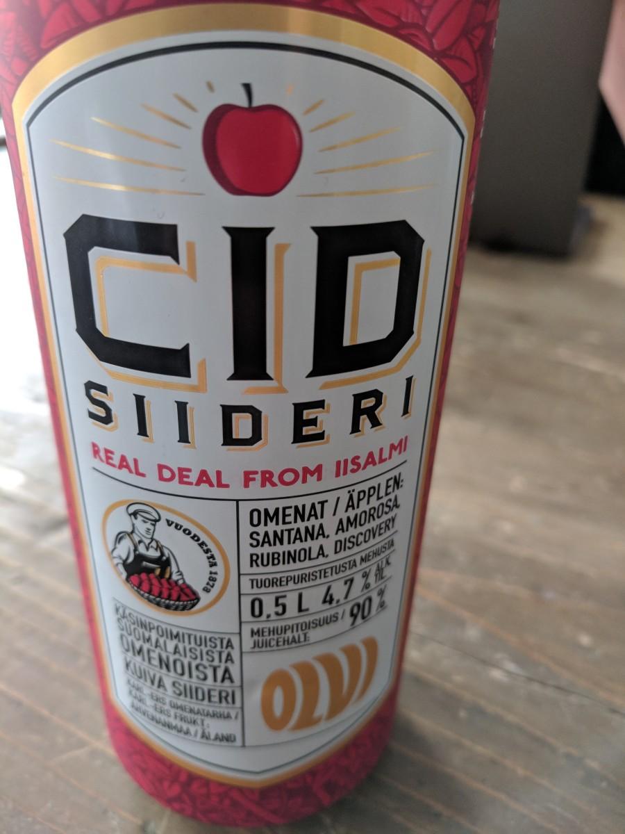 Cid Siideri.