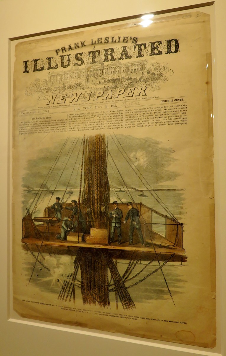 Frank Leslie's Illustrated Newspaper Saturday, May 31, 1862 NY, NY